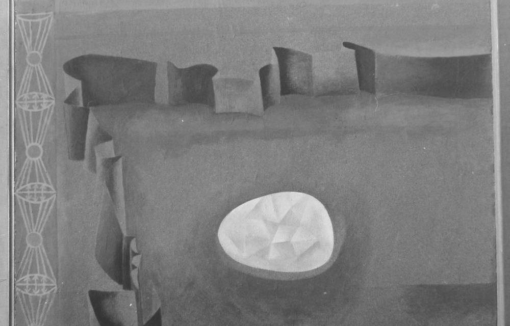Simona Vasiliu, Bienala de la Sala Dalles, 1972