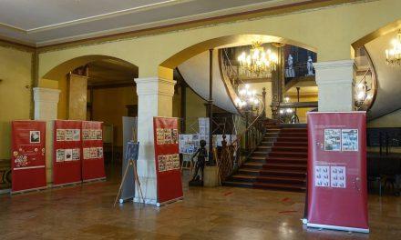 Spirou la Palatul Suțu – Muzeul Municipiului București