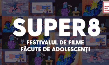Reconnecting… Începe ediția a 8-a a Super, festivalul de filme și artă făcute de adolescenți!