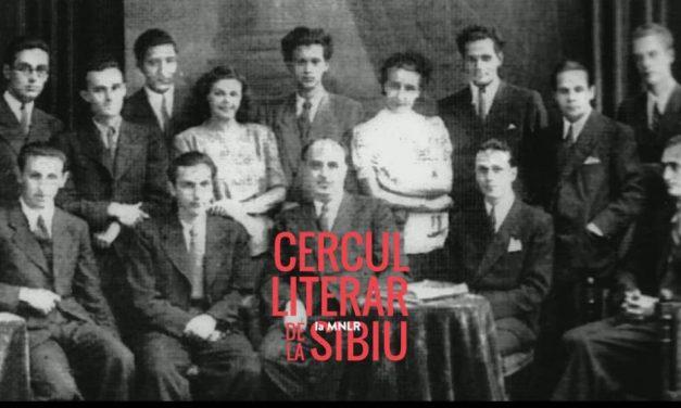 """Video-expoziția """"Cercul literar: de la Sibiu la MNLR"""""""