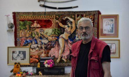 Eugen Raportoru – Viețile romilor contează @ Caminul Artei