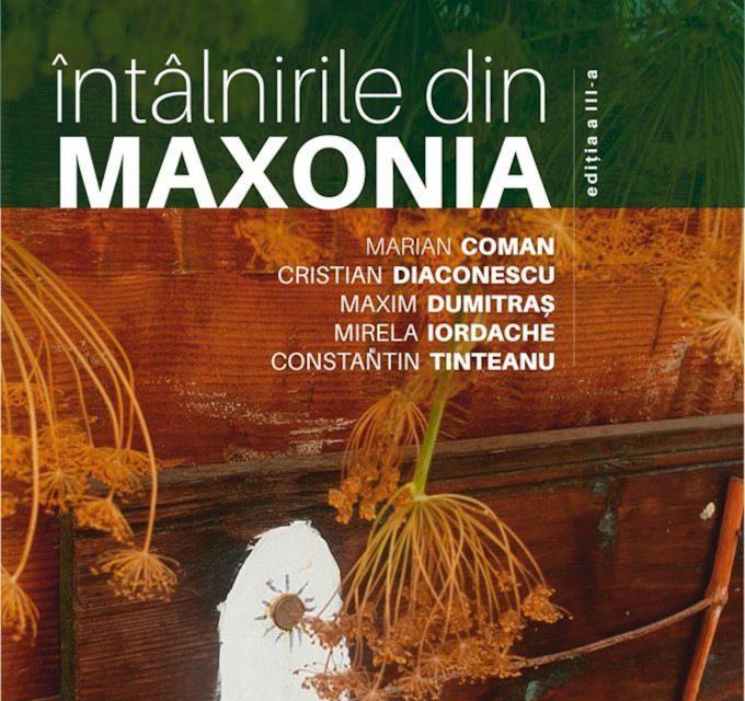 Întâlnirile din Maxonia, ediția a III-a