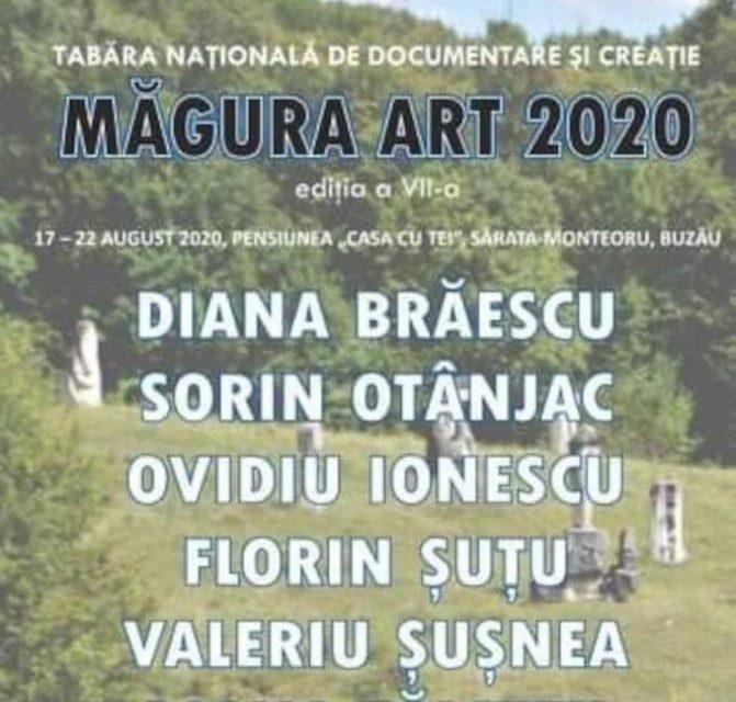 Tabăra națională Măgura Art 2020