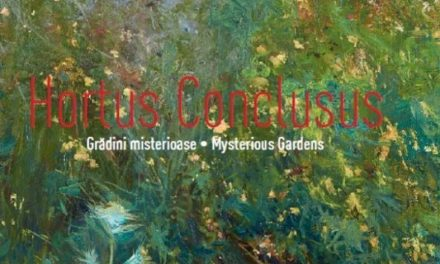 Apariție album: Vadim Creţu – Hortus Conclusus. Grădini misterioase / Mysterious Gardens, Editura ICR