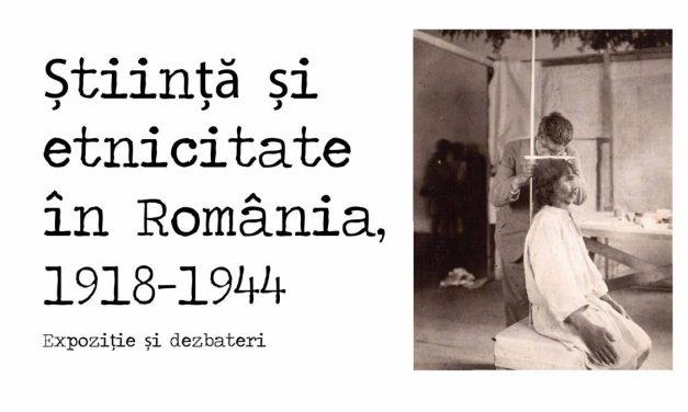 """""""Știință și etnicitate în România, 1918-1944"""" @ Casa Tranzit, Cluj-Napoca"""