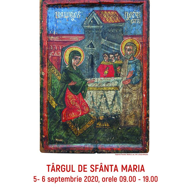 """""""Târgul de Sfânta Maria"""" @ Muzeul Național al Satului """"Dimitrie Gusti"""""""