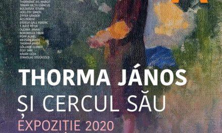 """""""Thorma János şi cercul său"""", expoziție comemorativă @ Várvédő Galéria, Baia Mare"""