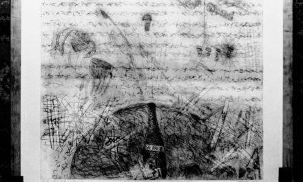 Graficianul Petru Rusu, 1982