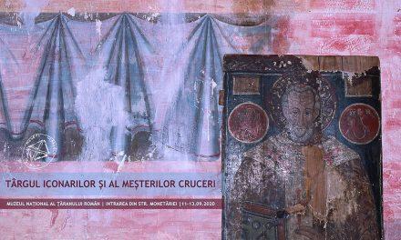 Târgul iconarilor și al meșterilor cruceri, 11 – 13 septembrie @ Muzeul Național al Țăranului Român