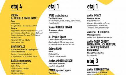 Sezonul expozițional de toamnă, la Centrul de Interes: 17 expoziții și proiecte noi, 3 artiști internaționali expun în premieră la Cluj