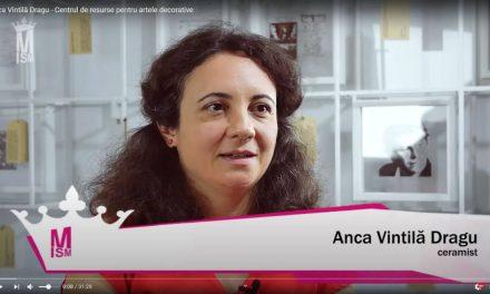 Anca Vintilă Dragu – Centrul de resurse pentru artele decorative