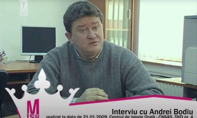 Andrei Bodiu – Comunismul pe înțelesul corporatiștilor