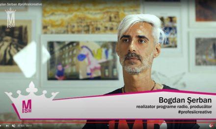 Bogdan Șerban #profesiicreative