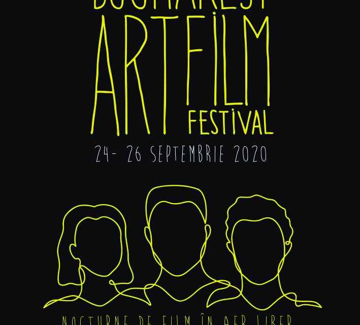 Bucharest Art Film Festival ediția V, 24-26 septembrie, la Palatul Mogoșoaia