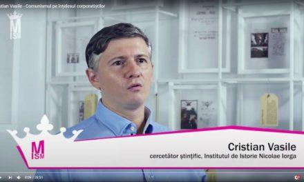 Cristian Vasile – Comunismul pe înțelesul corporatiștilor