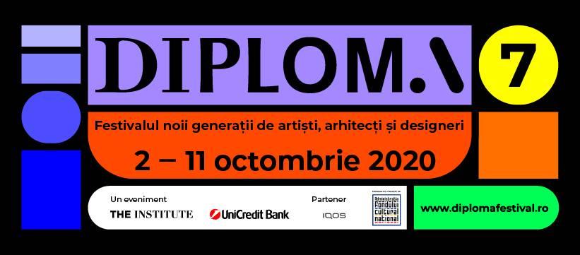 Ediția 2020 a festivalului DIPLOMA va avea loc la Combinatul Fondului Plastic
