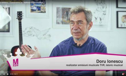 Doru Ionescu – Comunismul pe înțelesul corporatiștilor