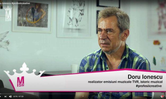 Doru Ionescu #profesiicreative