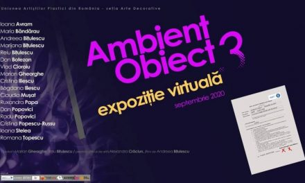 Expoziție virtuală Ambient/Obiect 3