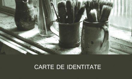 """Expoziție Florin Șuțu """"Carte de identitate"""" @ Galeria de Artă, Ploiești"""