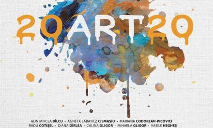 """Expoziție de artă plastică ,,20 ART 20"""" @ Muzeul de Artă """"Casa Simian"""" din Râmnicu Vâlcea"""