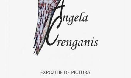 """Expoziție de pictură Angela Crenganiș @ Galeria de artă """"Th. Pallady"""", Iași"""
