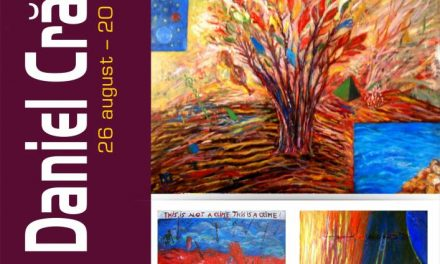 """Expoziție de pictură Daniel Craciun """"Ascensiuni si tensiuni – cromatice"""" @ Galeria Artoteca, Biblioteca Metropolitană București"""