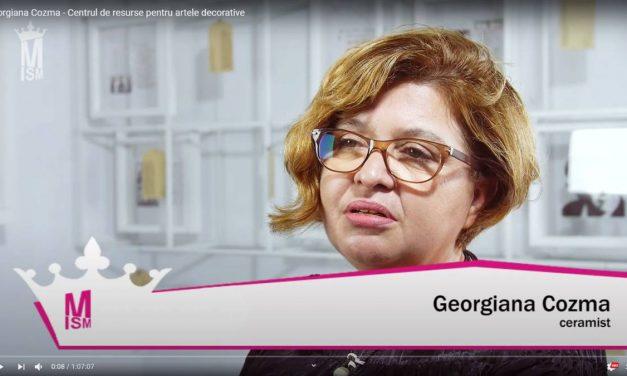 Georgiana Cozma – Centrul de resurse pentru artele decorative