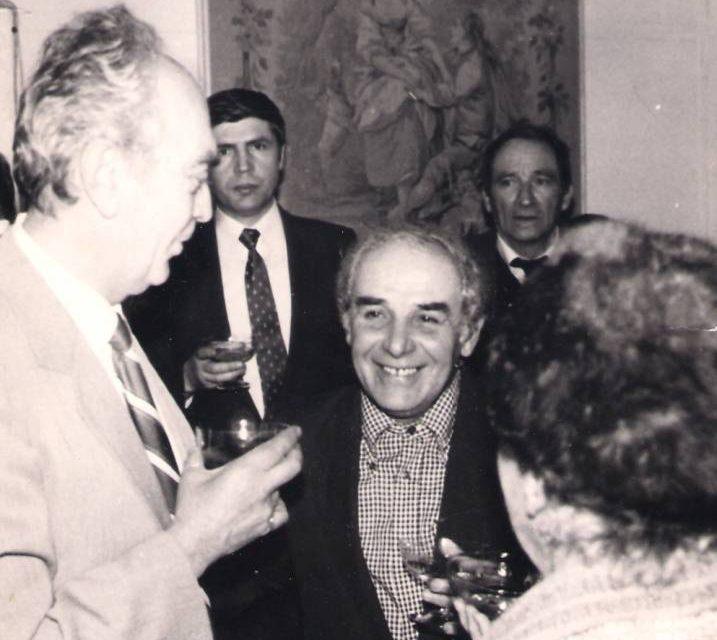 Lansare site dedicat memoriei pictorului Ervant Nicogosian
