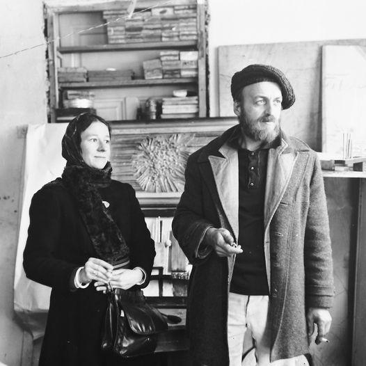 Lidia și Nicolae Ovejan