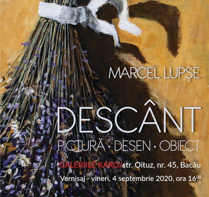"""Expoziție Marcel Lupşe """"Descânt"""" @ Galeriile Karo, Bacău"""
