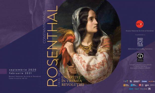 """""""Constantin Daniel Rosenthal. Un artist în vremea revoluției"""" @ Muzeul Național de Artă al României"""