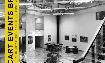 """Salonul Național de Artă Plastică """"Atitudini Contemporane"""", ediția a XIII-a @ Biblioteca Națională a României"""