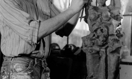 Sculptorul Kocsis Elod