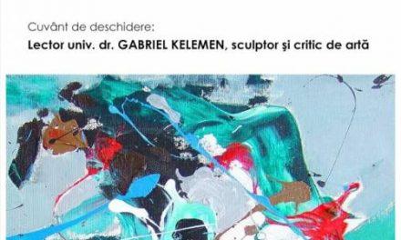 "Rodica Strugaru, ""Secvențe subiective II"" @ Galeria Helios, Timișoara"