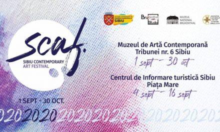Sibiu Contemporary Art Festival / Festivalul de Artă Contemporană de la Sibiu @ Muzeul de Artă Contemporană, Brukenthal, Sibiu