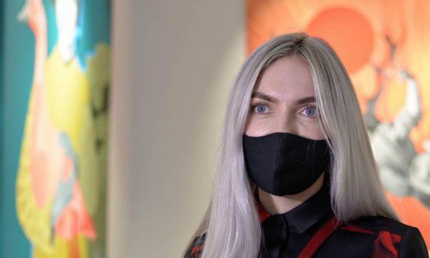 """Vernisajul expoziției Irinei Greciuhina – """"Woman Unchained"""""""