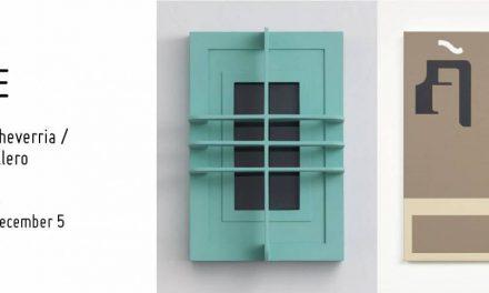 Expoziția Frame, a artiștilor Arantxa Etcheverria și Carlos Caballero, la Galeria Sector 1