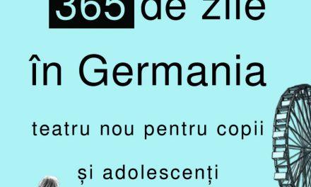 365 de zile în Germania, Teatru nou pentru copii și adolescenți