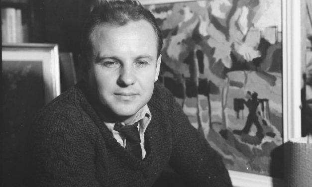 Pictorul Teodor Raducan