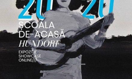 SAH / Expozitia virtuala a rezidentilor – SCOALA DE-ACASA, HUNDORF, 2020
