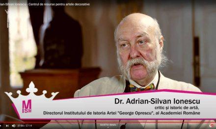 Adrian-Silvan Ionescu – Centrul de resurse pentru artele decorative
