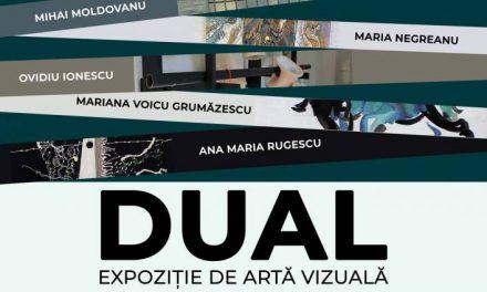 DUAL- expoziţie de Artӑ vizualӑ – expoziţie online 2020