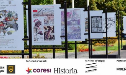 Artiști BD, ilustratori și graficieni, invitați să depună lucrări pentru Festivalul de Benzi Desenate Istorice Brașov 2020