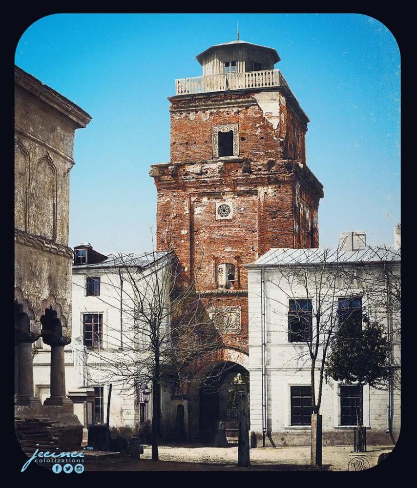 București 1867 - Turnul Coltei