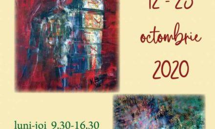 Expoziția in memoriam dedicata pictorului Victor Bratu @ Centrul Cultural Mihai Eminescu, București