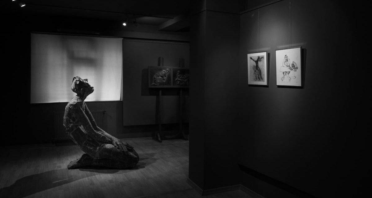 """Expoziție Aurel Vlad """"Om ieșit din umbră"""" @ Galeria de artă DANA, Iași"""