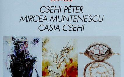 Expoziţie de desene CSEHI PETER, MIRCEA MUNTENESCU, CASIA CSEHI la Galeria Simeza, București