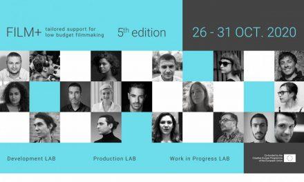 Rezidența FILM+ online: cinci zile de ateliere și sesiuni de lucru cu cineaști români de prestigiu