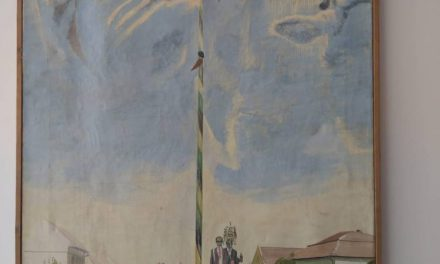 "Ion Grigorescu, ""Periam"", 1981"